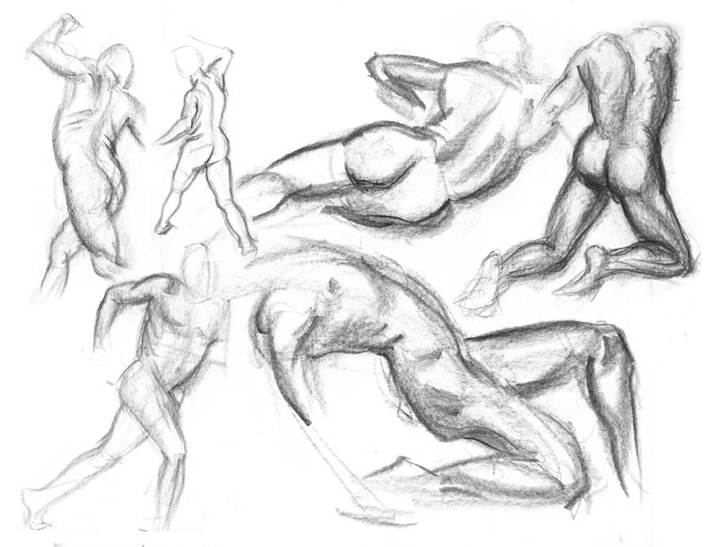2009-12-05 Figure Drawing 01