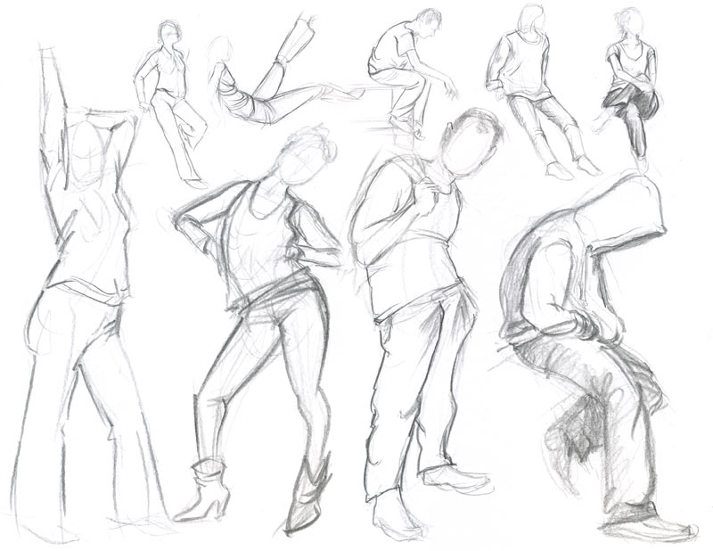 2009-12-05 Figure Drawing 03