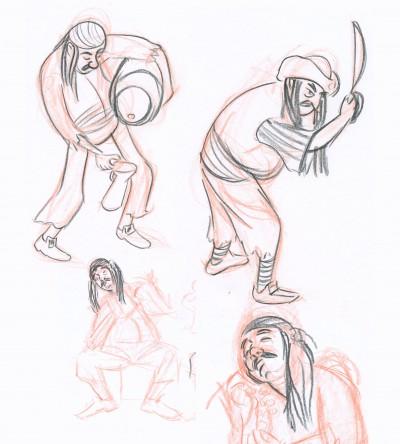 2010-10-08-Gesture-Drawing-1