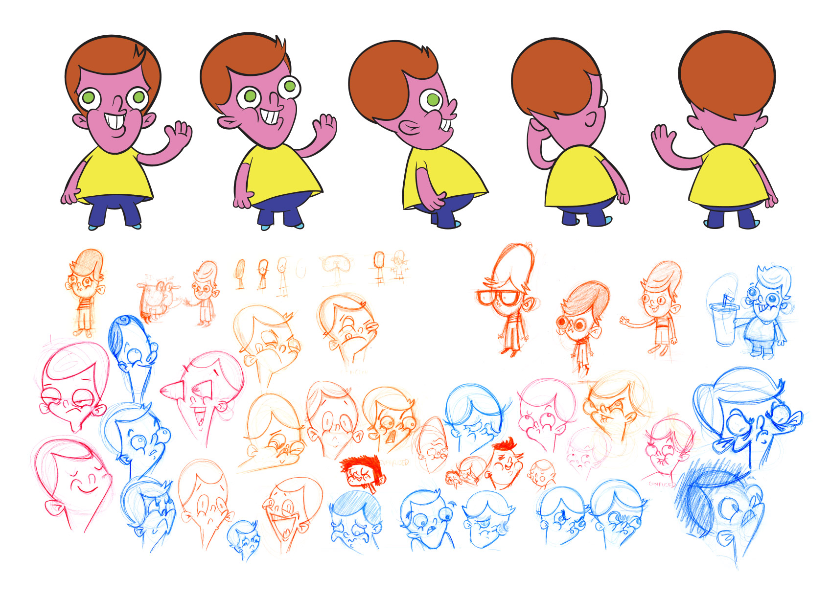 boy_character_turn_and_development_sketches